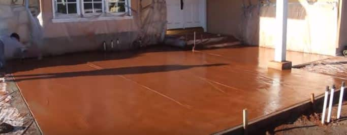 Concrete Services - Stamped Concrete Del Valle